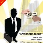 AMAIA SKIES Cubao – Investors' Night