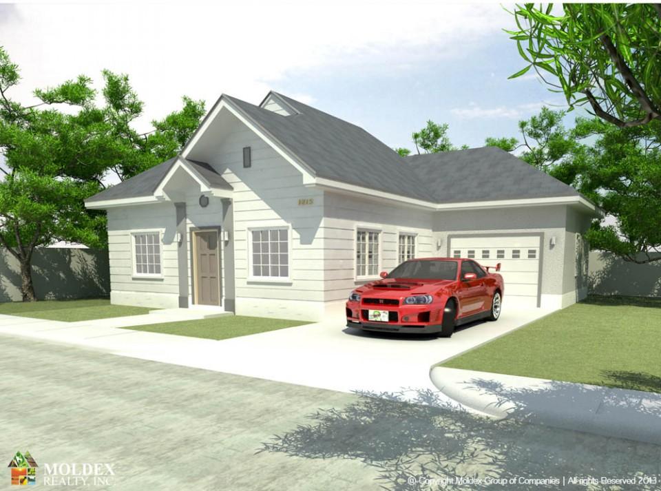 Pelham Premium House Model Perspective 1k